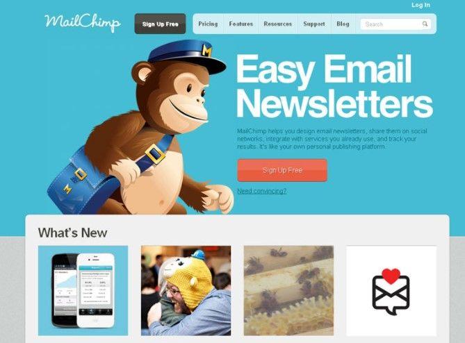 Radionica o Mailchimpu - kako izraditi newsletter?