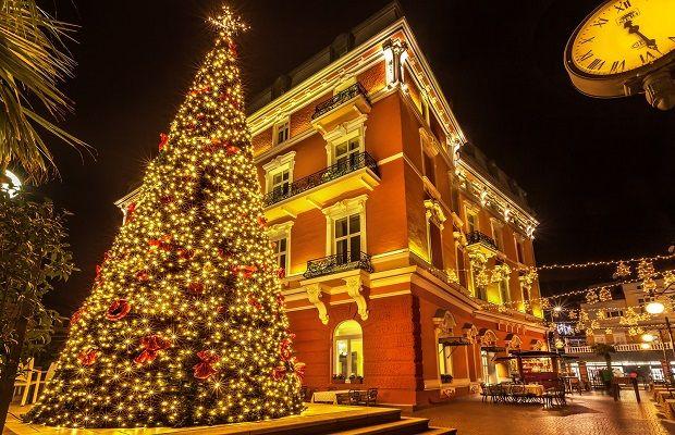 Djed Božićnjak ovog vikenda dolazi na Advent u Opatiji