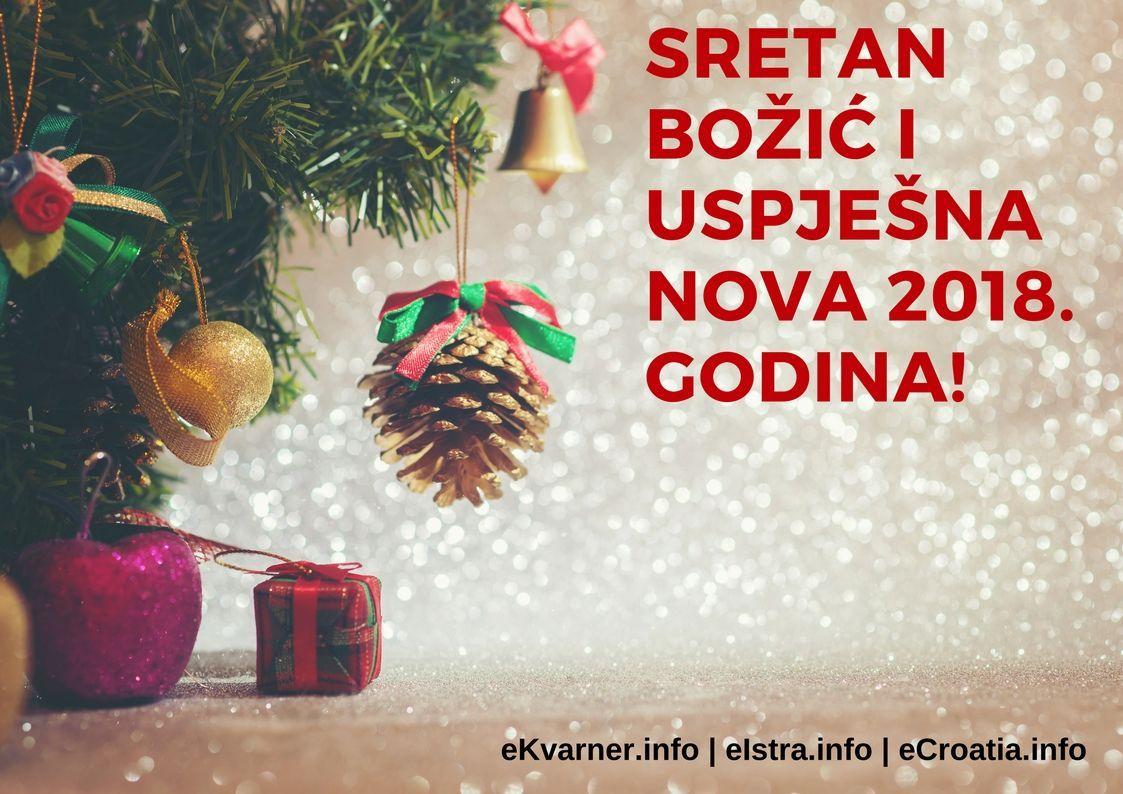 Sretan Božić i uspješna 2018. godina!