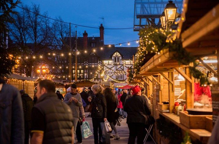 Predbožićni Adventski vikend u znaku velikog Božićnog sajma