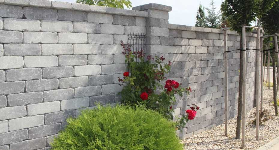 Trebam ponudu za potporni - ogradni zid