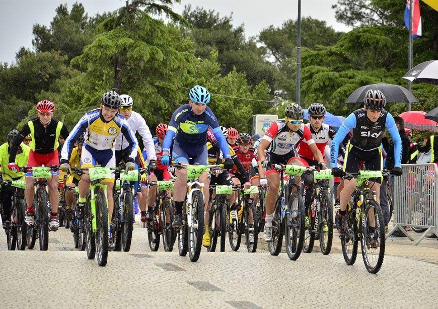 5. međunarodni biciklistički maraton u Crikvenici