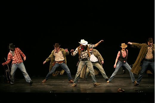 Pogledajte kazališnu predstavu  Kauboji