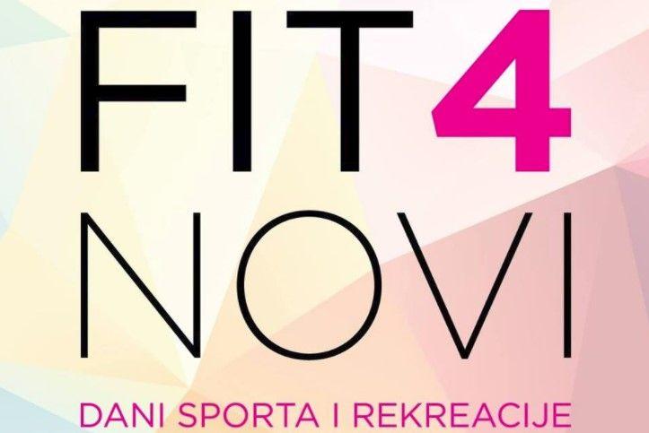 Fit 4 Novi - Sportom do zdravlja