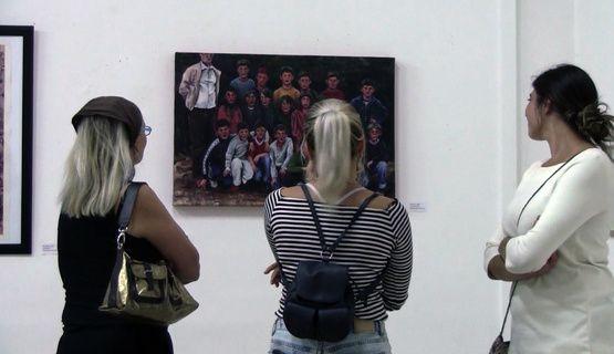 U Galeriji SKC otvorena grupna izložba studenata