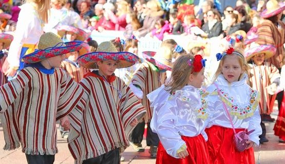 Ove subote dječje karnevalske grupe osvajaju Korzo