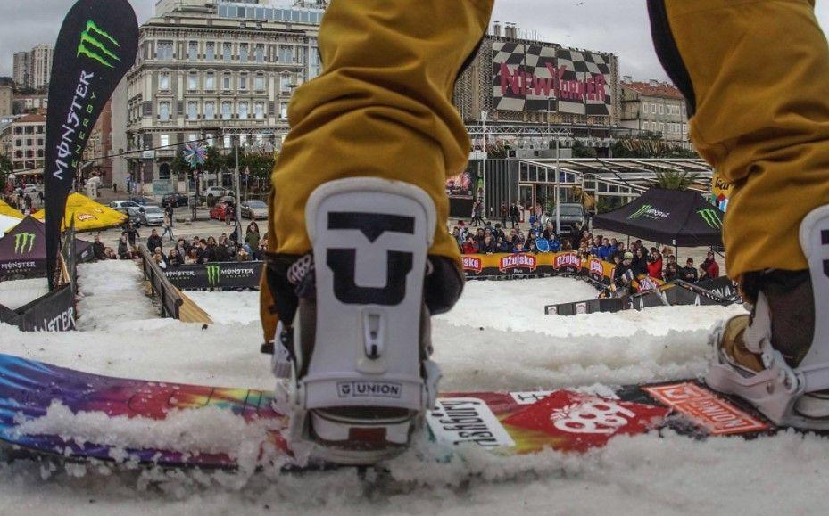Boardanje uz miris morske soli: Prijavite se na 10. Carnival Snowboard Session!