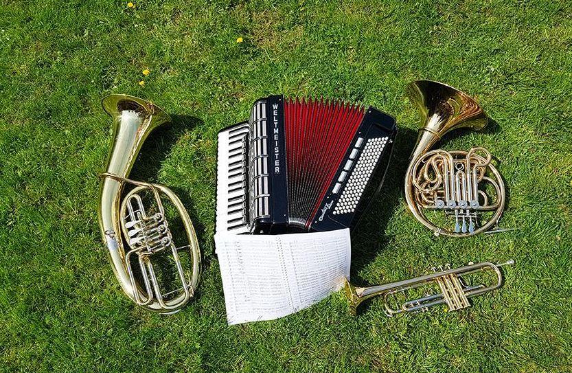 Brass Meets Accordion - koncert dvaju orkestara iz Rockenhausena