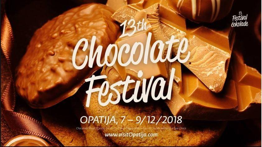 Posjetite Festival čokolade u Opatiji!