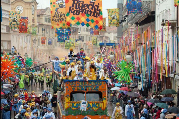 Bliži nam se Riječki karneval, a ovo su najvažniji datumi