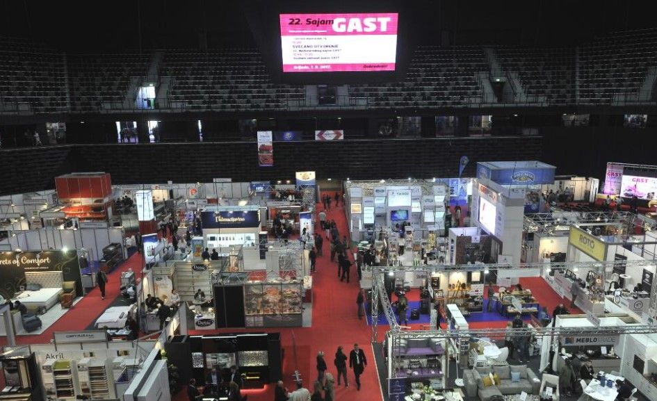 23. međunarodni sajam GAST 2018