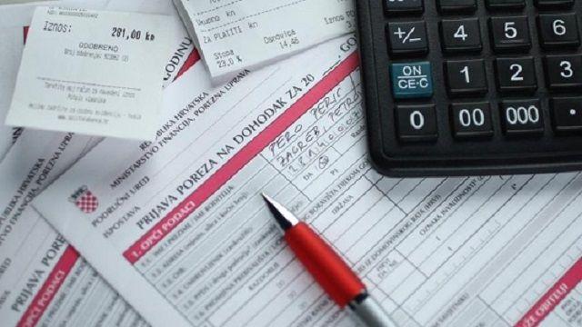 Prijave za povrat poreza do kraja veljače!