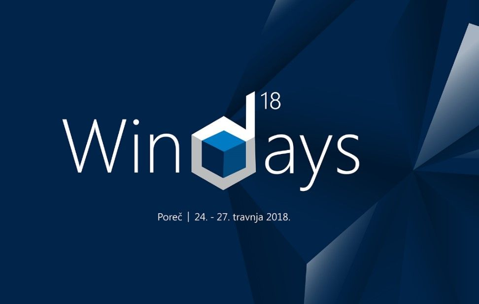 Objavljen raspored WinDays18 konferencije