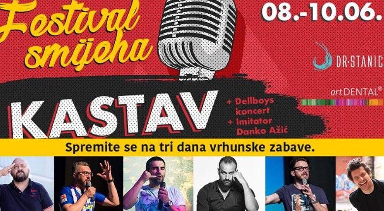 Festival smijeha: Kastav 2018