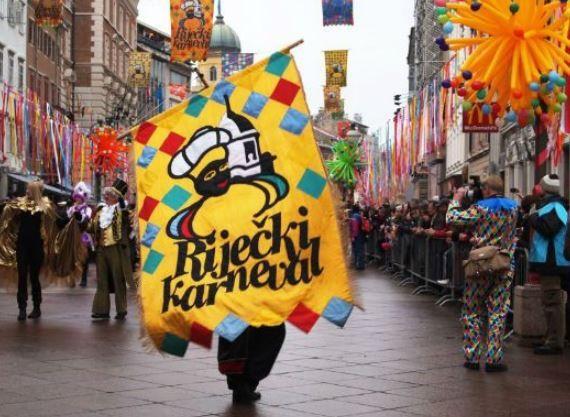 Cijeli raspored Riječkog karnevala 2018.