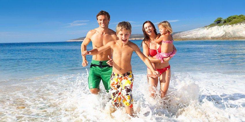 Tražite smještaj na moru? Donosimo vam priču o malom obiteljskom hotelu uz samu obalu
