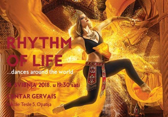 Nova spektakularna produkcija  Rhythm of Life  u Opatiji