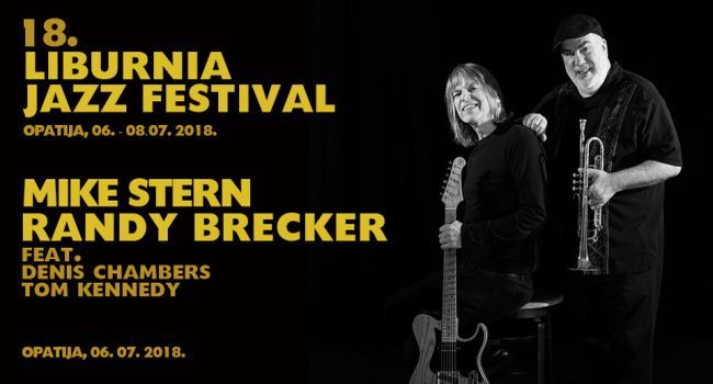 Mike Stern & Randy Brecker Band feat. Dennis Chambers, Tom Kennedy