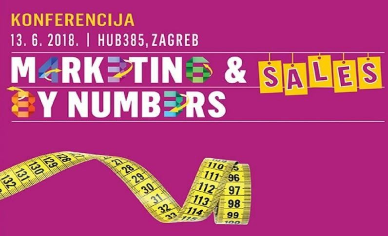 Konferencija: Marketing and Sales by Numbers