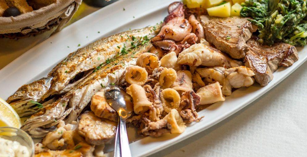 Ponuda ponude za druženje s ribama