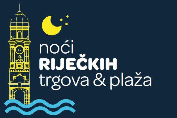 Noći riječkih trgova & plaža
