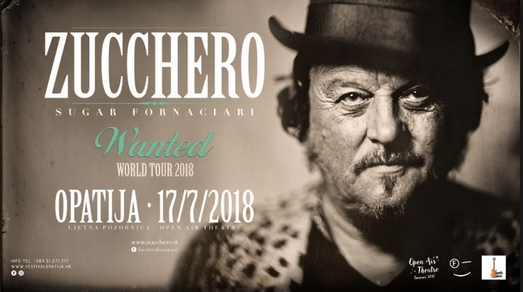 Veliki povratak Zucchera u Opatiju!