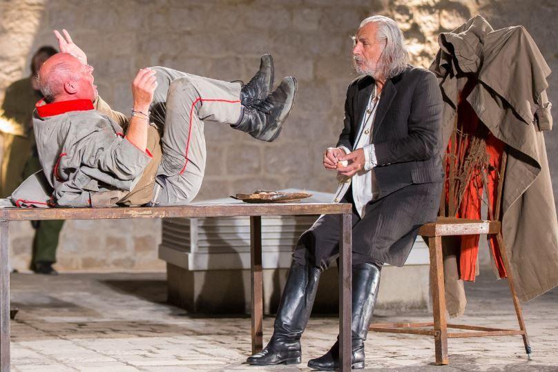 Predstava Kralj Lear - 18. godinu u kazalištu Ulysses