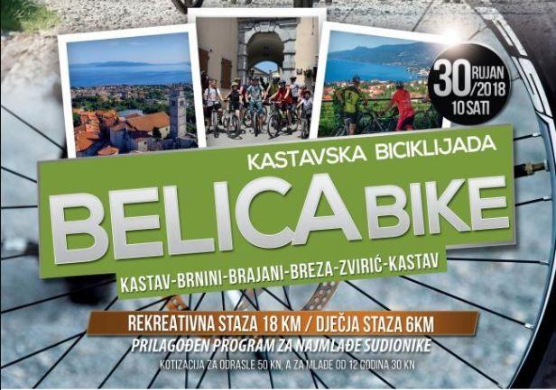Kastavska biciklijada  Belica bike  2018.