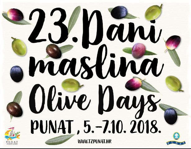 Dani maslina u Puntu