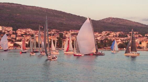 Sjeverno jadranska regata  Trka oko Krka