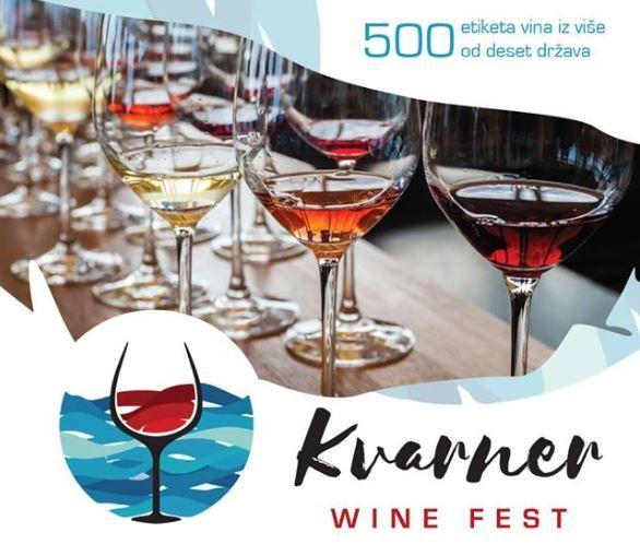 Otvorene su prijave za izlagače na 2. Kvarner Wine Fest u Opatiji