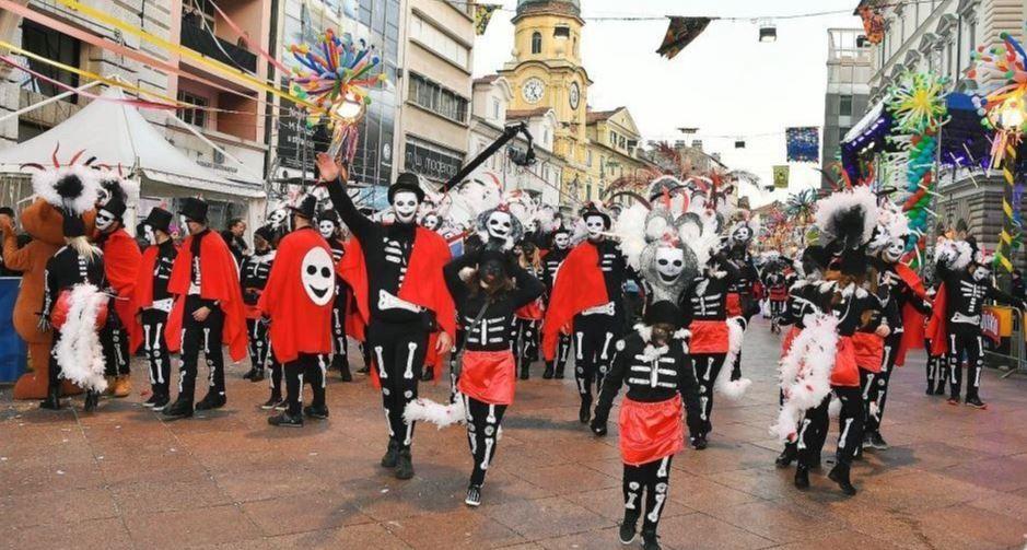 Budi što želiš - dođi na Riječki karneval!