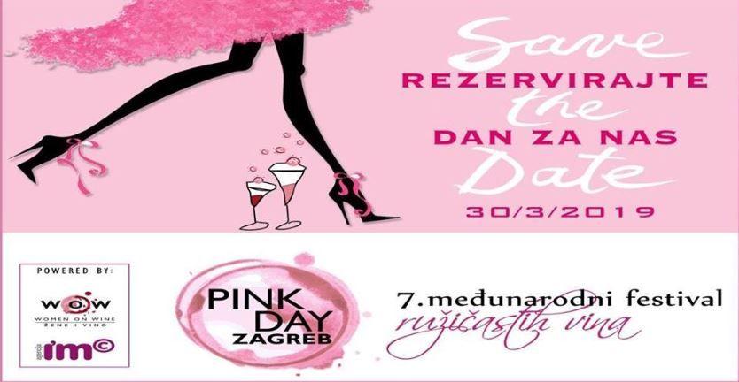 7. Međunarodni festival ružičastih vina: Pink Day Zagreb
