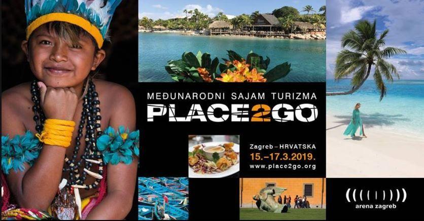 Dođite na 8. Međunarodni sajam turizma PLACE2GO