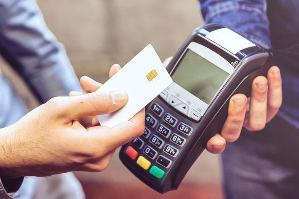 Umjesto pina plaćanje otiskom prsta
