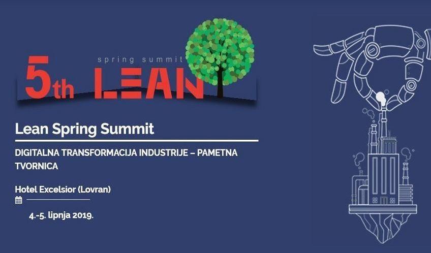 5. Lean Spring Summit konferencija