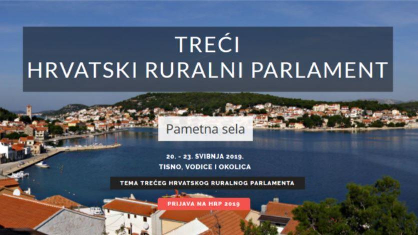 Prijavite se na 3. Hrvatski ruralni parlament: čeka vas 10 besplatnih terenskih radionica