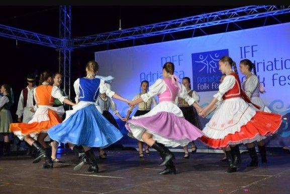 "Međunarodni folklorni festival ""Adriatica Folk Fest 2019."""