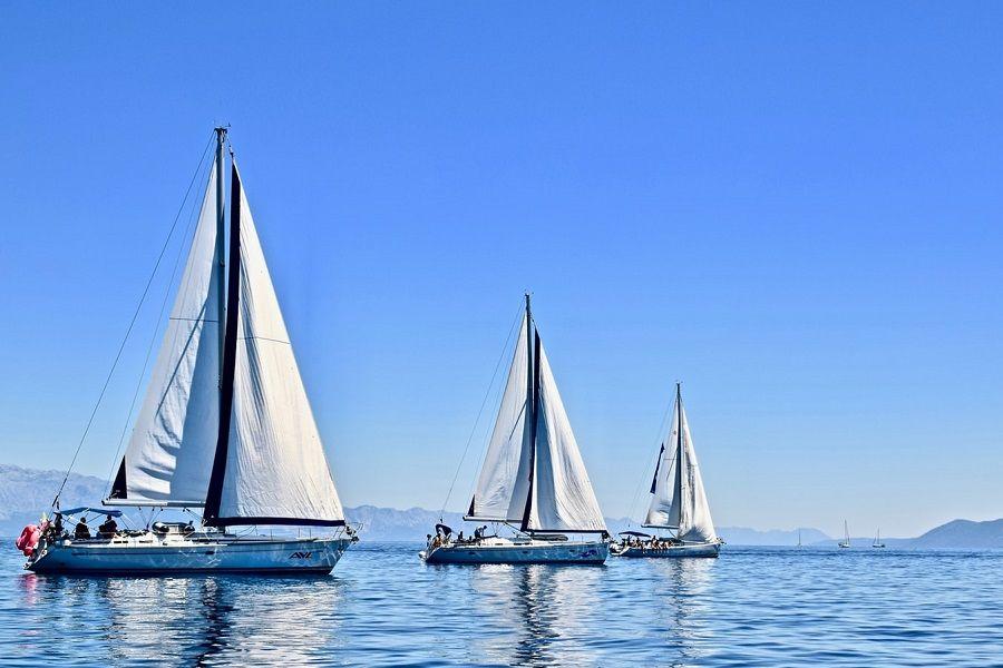 22. Krčka jedra - regata tradicijskih plovila