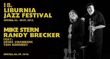 Mike Stern & Randy Brecker Band feat. Dennis Chambers, Tom Kennedy<br>