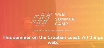 Web Summer Camp