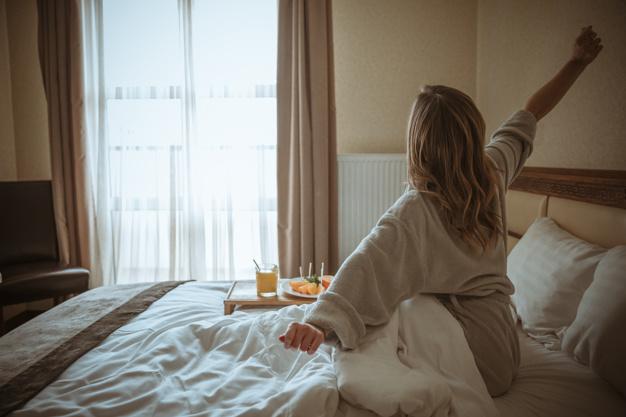 Uredenje apartmana, posteljina