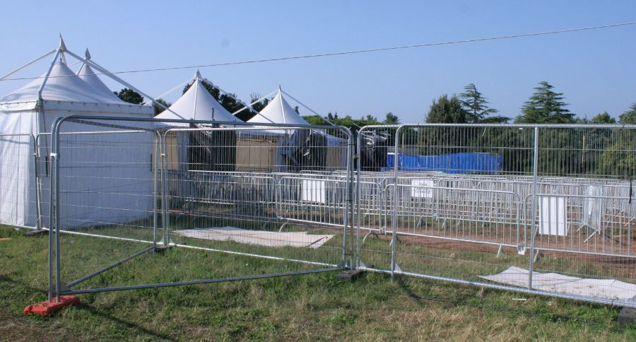 Zastitna ograda za gradilista Rijeka